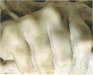 scultura, scalpello