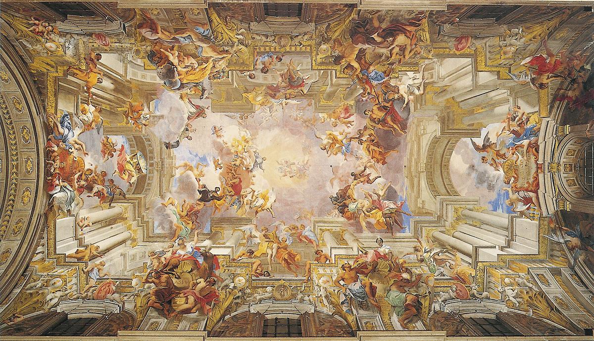 Roma I Giardini Dell Arte